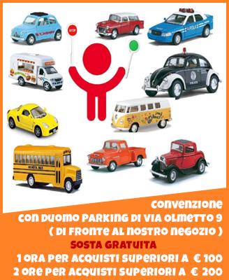 Convenzione parcheggio Fortura Via Olmetto