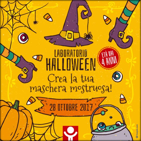 laboratorio bambini Halloween
