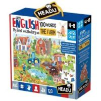 easy-english-100-words-farm